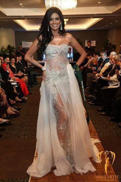 Trang phục truyền thống Nhật Bản đẹp nhất Miss Earth 2011
