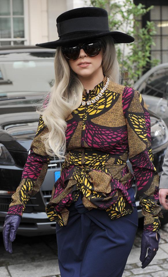 Lady Gaga nói về những mối tình trong quá khứ ảnh 1