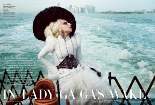 Lady Gaga nói về những mối tình trong quá khứ ảnh 2