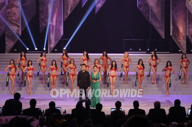 Nhan sắc Ecuador lên ngôi Miss Earth 2011 ảnh 7