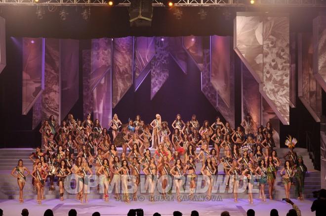 Nhan sắc Ecuador lên ngôi Miss Earth 2011 ảnh 8