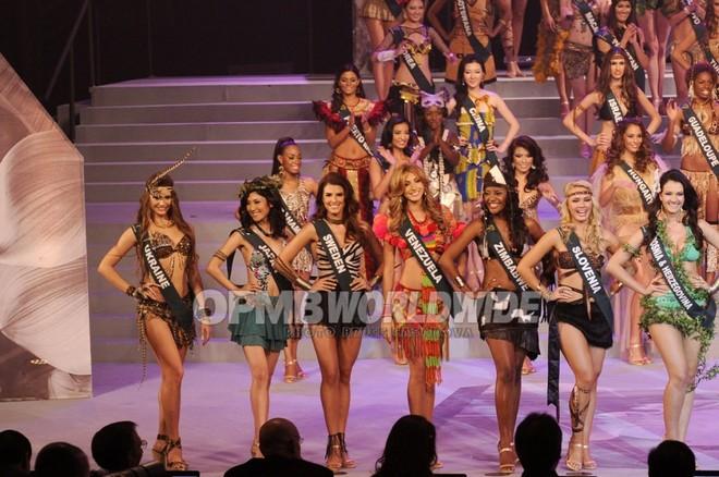 Nhan sắc Ecuador lên ngôi Miss Earth 2011 ảnh 6