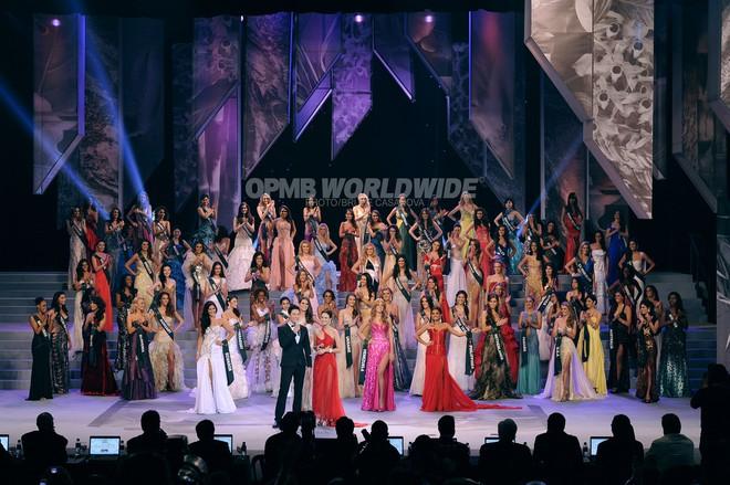Nhan sắc Ecuador lên ngôi Miss Earth 2011 ảnh 5