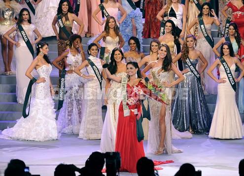 Nhan sắc Ecuador lên ngôi Miss Earth 2011 ảnh 2