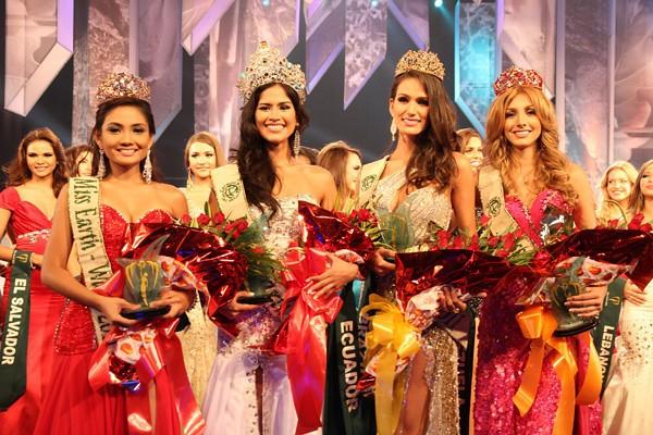 Miss Earth 2012 sẽ tổ chức ở Ninh Thuận, Việt Nam ảnh 1