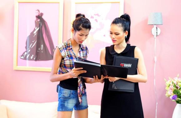 Tuyết Lan trở lại ấn tượng trong Next Top Model 2011 ảnh 2