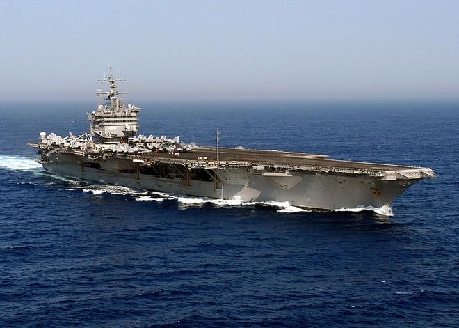 Hồ sơ tàu sân bay USS Enterprise (CVN-65) của Mỹ ảnh 1