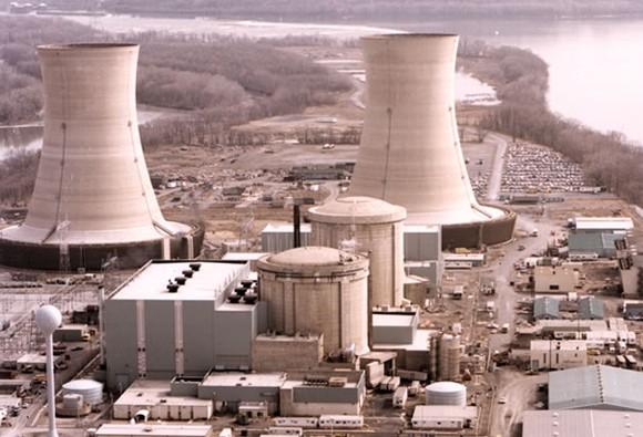 Mỹ xây dựng lò phản ứng hạt nhân đầu tiên ảnh 1