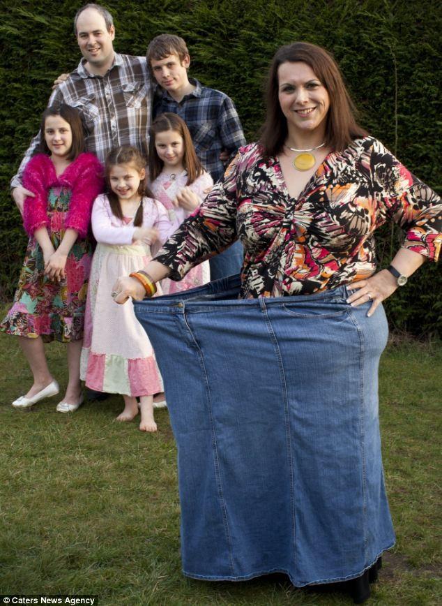 """Người phụ nữ """"phi thường"""": Giảm 200 kg trong 2 năm ảnh 3"""