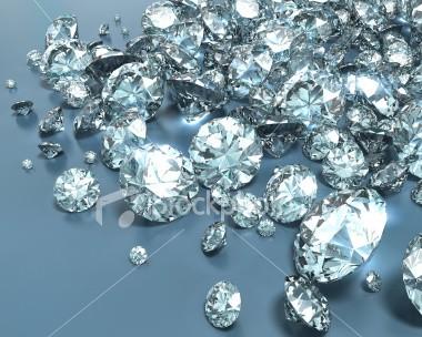 Nhặt được gần 500 viên kim cương trong thang máy ảnh 1