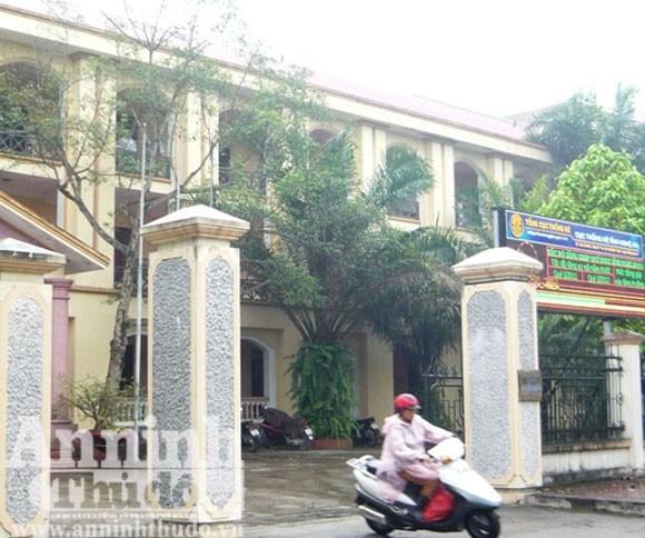Đạo chích đột nhập cục Thống kê tỉnh Nghệ An, lấy hết tiền và vàng ảnh 1
