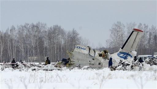 Giải mã nguyên nhân tai nạn máy bay thảm khốc tại Siberia ảnh 1