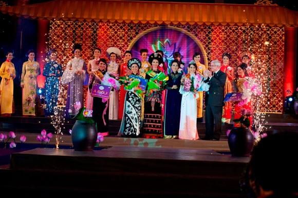 Lộ diện hoa khôi Big C Việt Nam 2012 ảnh 2