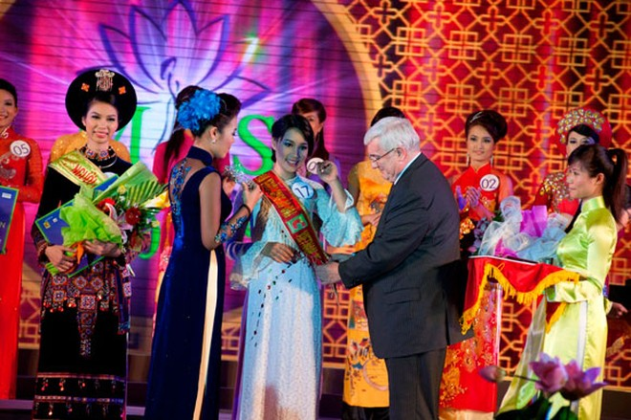 Lộ diện hoa khôi Big C Việt Nam 2012 ảnh 3