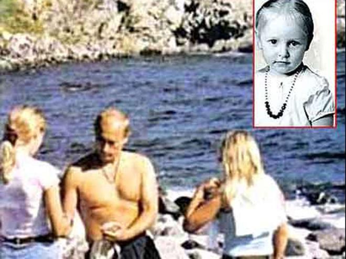 Ông Vladimir Putin sắp có con rể người Hàn Quốc ảnh 1