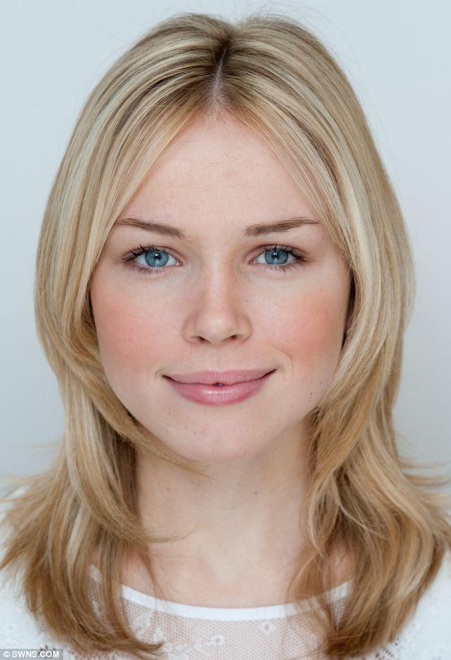 Cô sinh viên có gương mặt đẹp nhất nước Anh ảnh 1