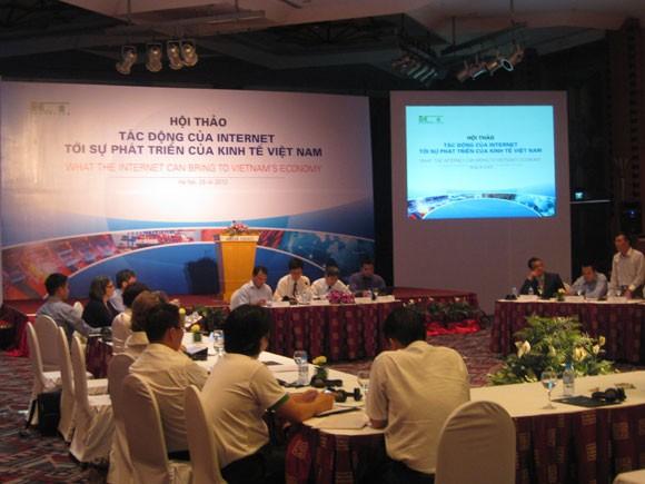 Internet đóng góp 0,9% trong GDP của Việt Nam ảnh 1