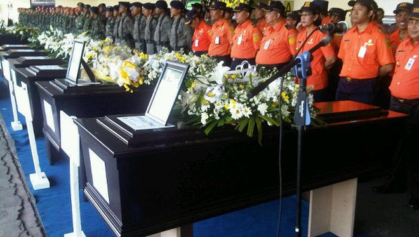 Bàn giao các thi thể nạn nhân vụ máy bay Superjet 100 ảnh 2