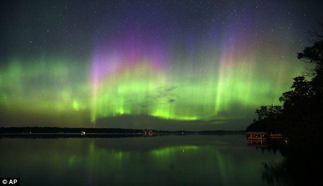 Những bức ảnh tuyệt đẹp của cực quang ảnh 2