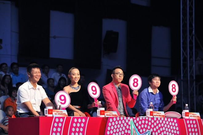 Được Hồ Hoài Anh cám ơn, Quốc Huy chiến thắng Ngôi nhà âm nhạc 2012 ảnh 7