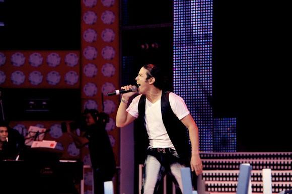 Được Hồ Hoài Anh cám ơn, Quốc Huy chiến thắng Ngôi nhà âm nhạc 2012 ảnh 4