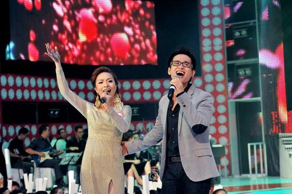Được Hồ Hoài Anh cám ơn, Quốc Huy chiến thắng Ngôi nhà âm nhạc 2012 ảnh 3