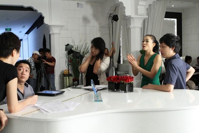 """Thu Minh """"chơi sang"""" thuê lâu đài, tập huấn cho thí sinh ảnh 6"""
