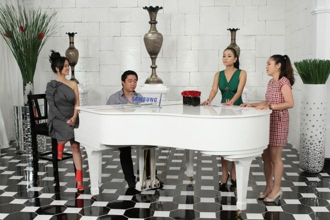 """Thu Minh """"chơi sang"""" thuê lâu đài, tập huấn cho thí sinh ảnh 10"""