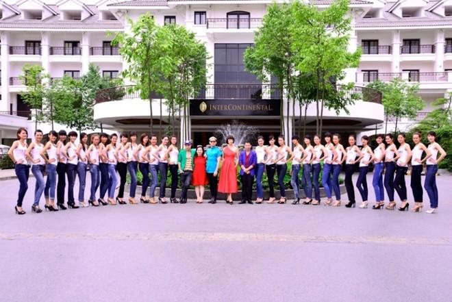 Chơi sang như Vietnam's next top model! ảnh 6