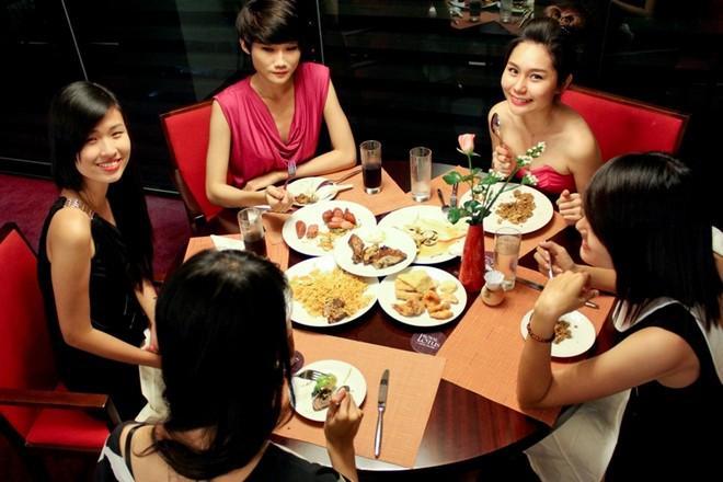 Chơi sang như Vietnam's next top model! ảnh 5