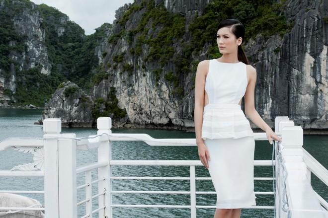 Chơi sang như Vietnam's next top model! ảnh 4