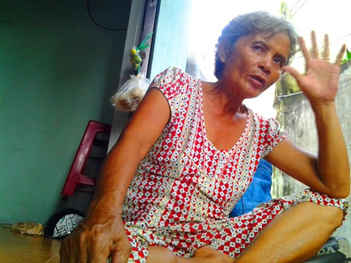 Bà Kim kể lại câu chuyện buồn về người con trai bạc mệnh