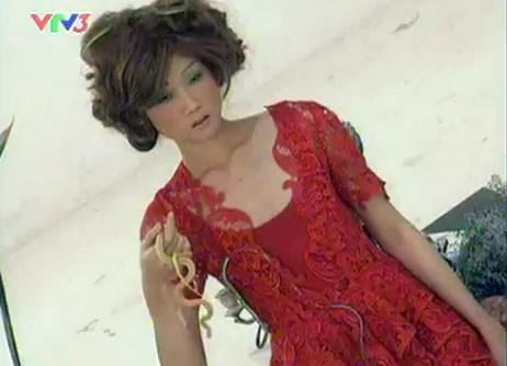 Hé lộ thử thách rợn người của Vietnam's next top model 2012 ảnh 4
