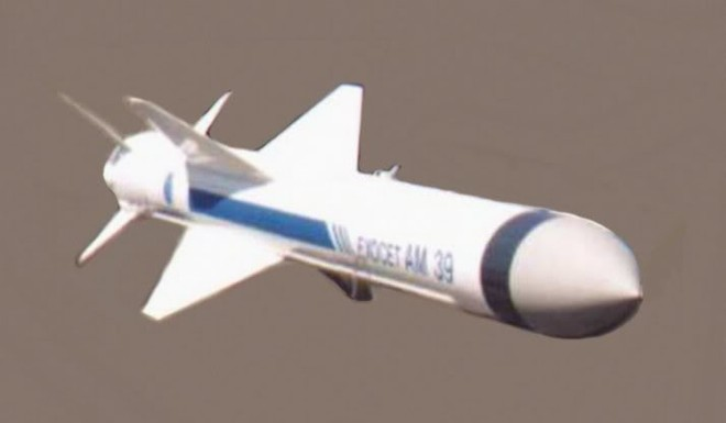 Hải quân Pháp thử nghiệm loại tên lửa cực khó bị đánh chặn ảnh 3