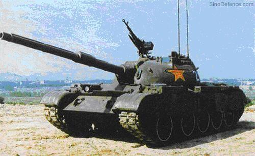 Khám phá loại xe tăng hạng trung ZTZ-59 của Trung Quốc (2) ảnh 1