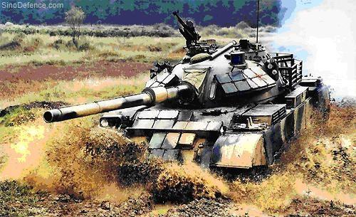 Khám phá loại xe tăng hạng trung ZTZ-59 của Trung Quốc (2) ảnh 2