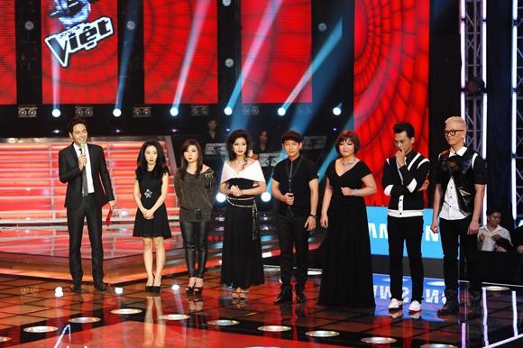 Giọng hát Việt thay đổi thời gian bình chọn ảnh 1
