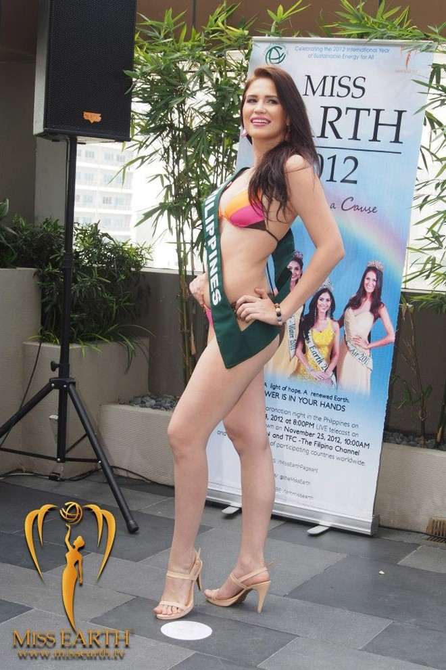 Hoàng Anh kém may mắn ở giải Miss bikini ảnh 3