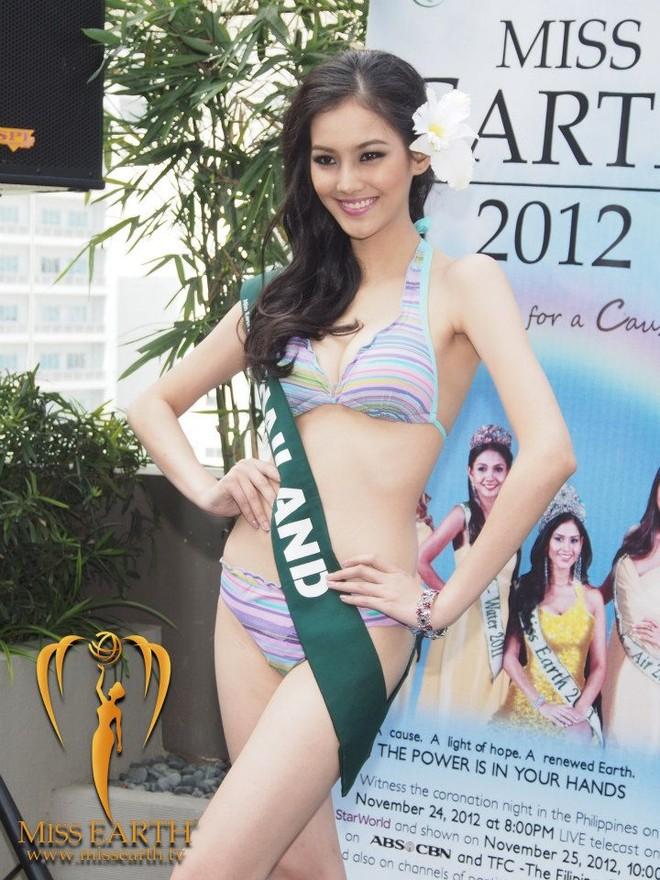 Hoàng Anh kém may mắn ở giải Miss bikini ảnh 4