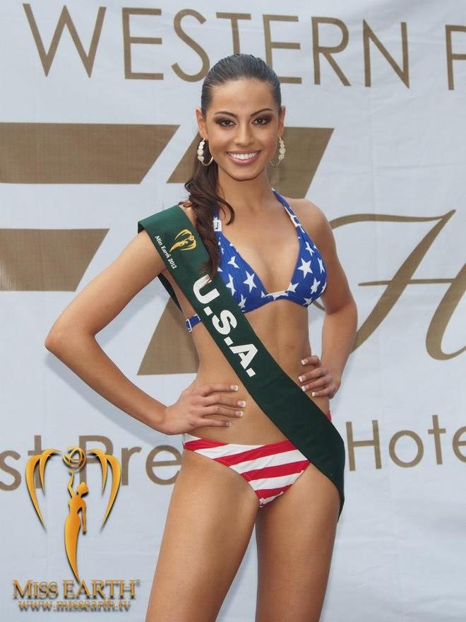 Hoàng Anh kém may mắn ở giải Miss bikini ảnh 5