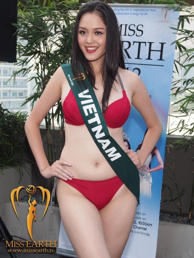 Hoàng Anh kém may mắn ở giải Miss bikini ảnh 2