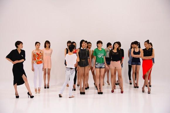 Hé lộ kịch bản đêm chung kết Vietnam's next top model 2012 ảnh 5