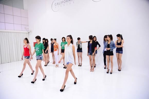 Hé lộ kịch bản đêm chung kết Vietnam's next top model 2012 ảnh 7
