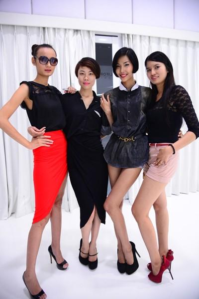 Hé lộ kịch bản đêm chung kết Vietnam's next top model 2012 ảnh 2