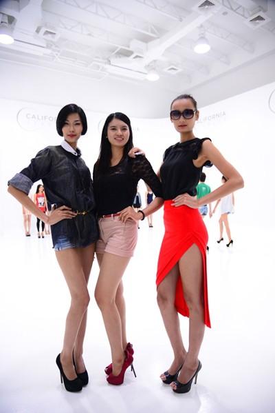 Hé lộ kịch bản đêm chung kết Vietnam's next top model 2012 ảnh 1