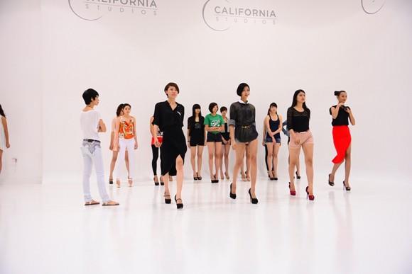 Hé lộ kịch bản đêm chung kết Vietnam's next top model 2012 ảnh 3
