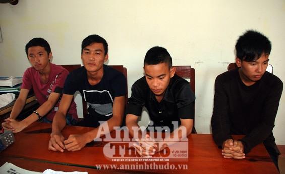 Phá băng trộm chuyên nghiệp ở khu kinh tế Dung Quất ảnh 1