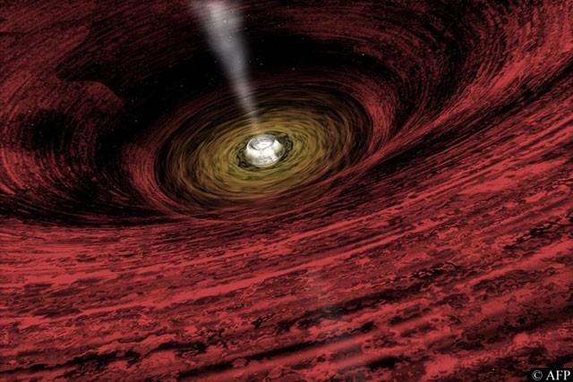 Phát hiện thiên thể lớn nhất trong vũ trụ ảnh 1
