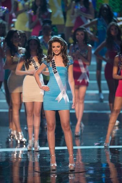 Diễm Hương trượt Top16, người đẹp Mỹ lên ngôi Miss Universe 2012 ảnh 2