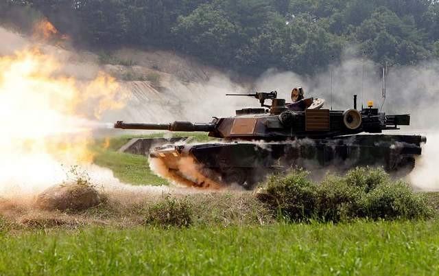 Quân đội Mỹ phát triển trường bắn số cho xe tăng